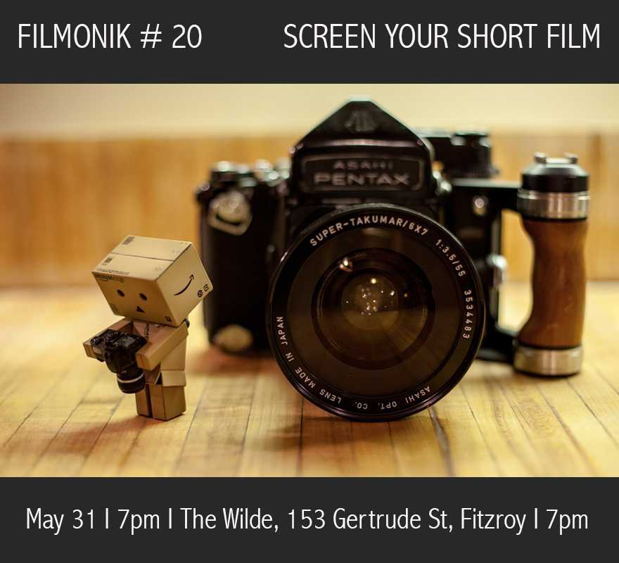 Come one, come all #Filmonik20